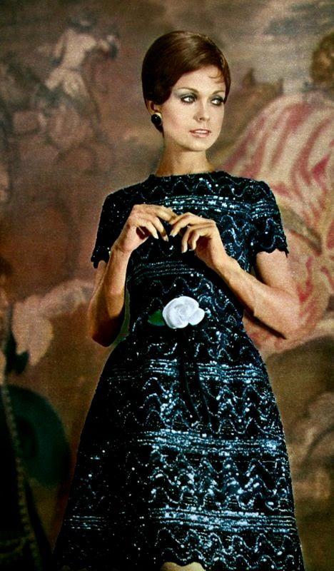 1968 Marc BOHAN Christian Dior, Haute Couture