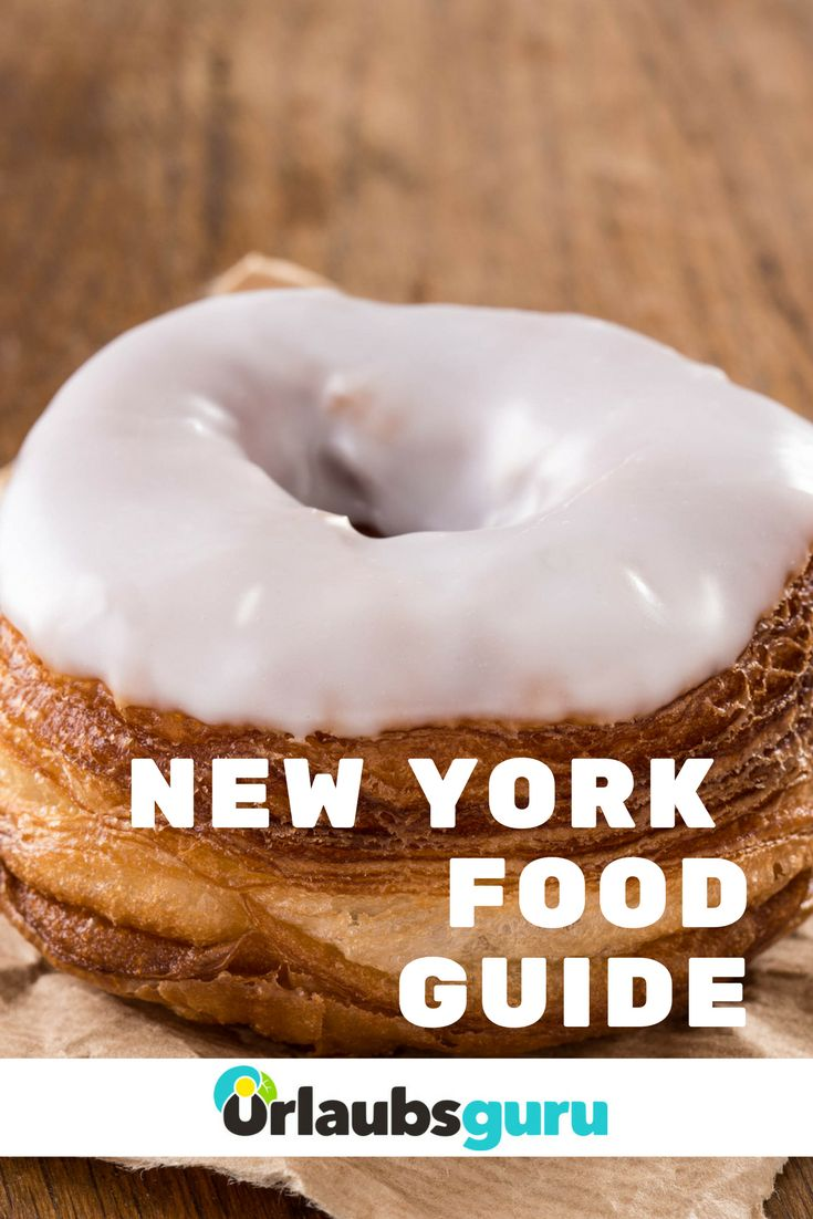 New York Food Guide: Here you eat as well as the locals