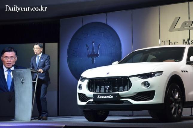 마세라티 르반떼, 카이엔과 경쟁..내년 300대 판매 목표   뉴스/커뮤니티 : 다나와 자동차