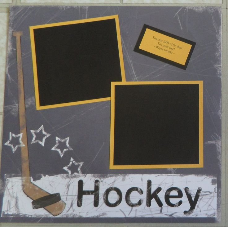 how to create hockey db page