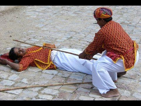 Эпичное индийское каратэ / Epic Indian Karate