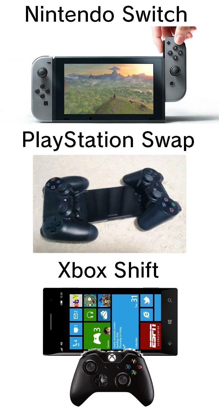 Hai It Feels Like The Ps Joke Community Getting Smarter Pspluss Nintendo Playing Xbox Nintendo Switch