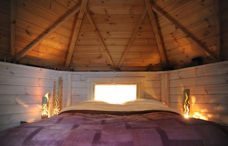 Make your bedroom as cosy as possible with just a few Bamboo mood lights. Mood lighting bedroom ideas