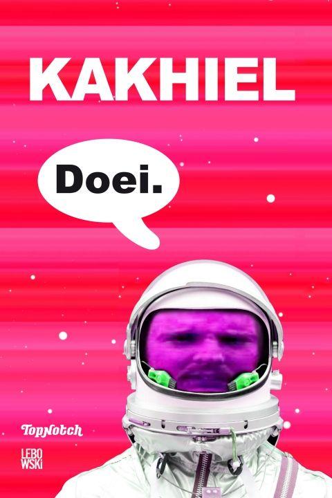 Wie Kakhiel is, moet geheim blijven. Zijn succes begon toen hij jaren geleden gehoor gaf aan de oproep op een hiphopforum om foto's met grappige bijschriften te posten. Sinds DWDD een twaalf minuten lang item aan hem wijdde is zijn naam en faam verder de stratosfeer in geschoten. Inmiddels is hij de meest bekende onbekende Nederlander. Doei - Kakhiel #kakhiel #lebowski #doei #humor