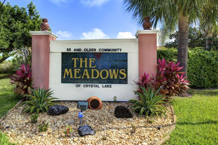 The Meadows of Crystal Lake | Deerfield Beach, FL | 55places.com Retirement Communities
