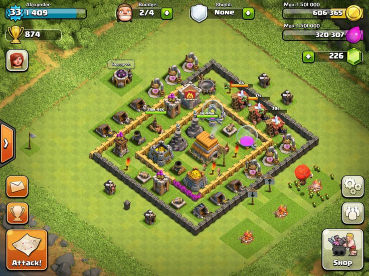 1000 images about Clash of clans on Pinterest
