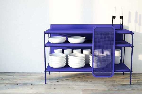 Tradition, natural elements, craftsmanship, Mediterranean construction, blue color, ... is the basis of these storage furniture that evoke the cabinets of yesteryear. Salines is the name of this ...