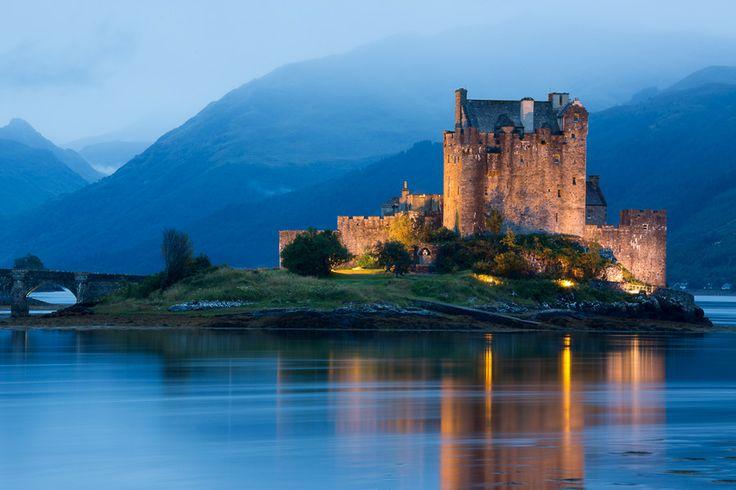 Eilean Donan Castel - Scotland by Laurent Jobert on 500px