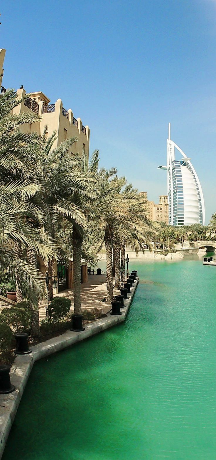 The Burj Al Arab is the only self-proclaimed seven-star hotel in the world. Pretty amazing! Top 10 things to see and do in Dubai! Click through to see the top 10 things to do in Dubai, UAE!