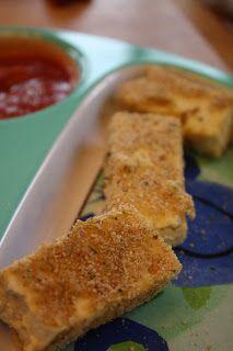 recipe: baked tofu marinara sauce [8]
