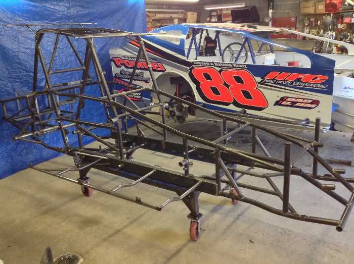 Teo Pro Car Chassis For Sale