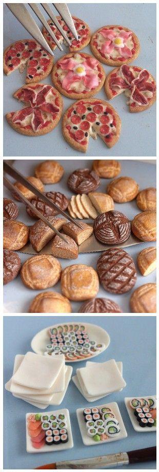 PetitPlat Handmade Miniature Food