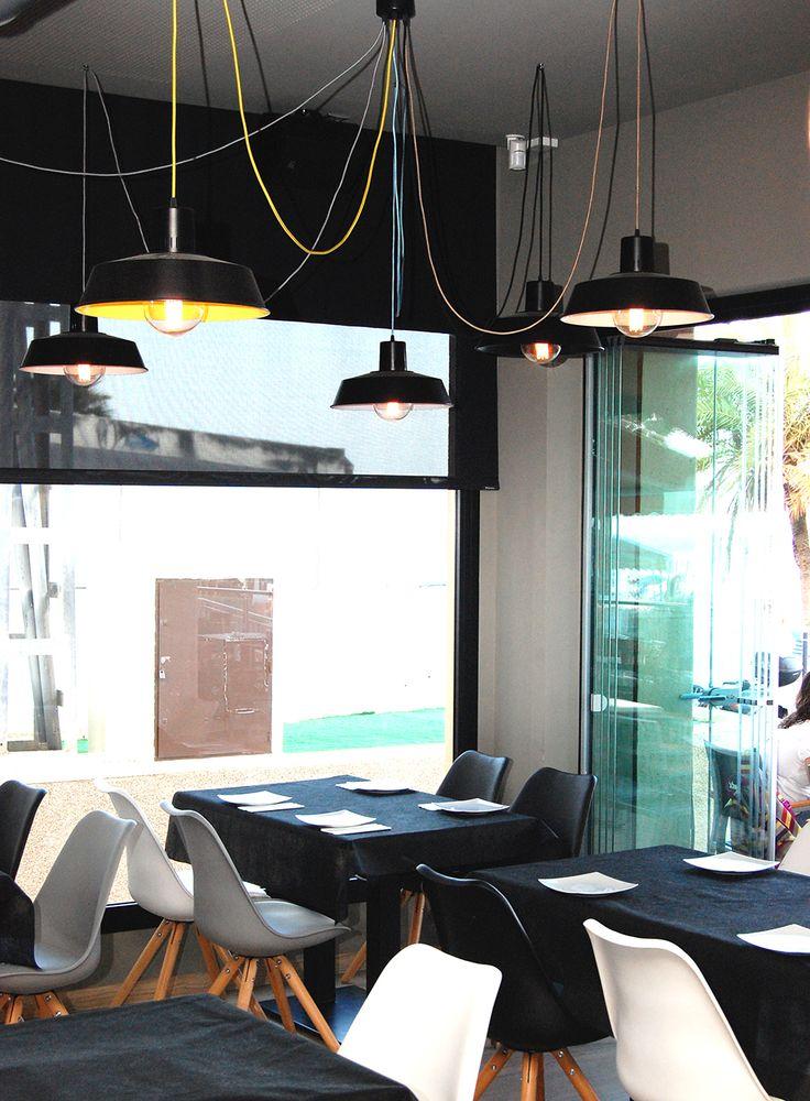 Las 25 mejores ideas sobre iluminaci n del restaurante en for Ideas de iluminacion