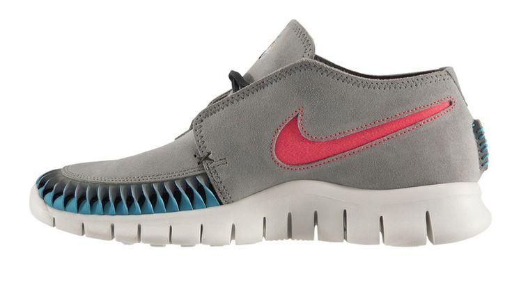 Nike N7 WMNS Free Forward Moc 2 medial