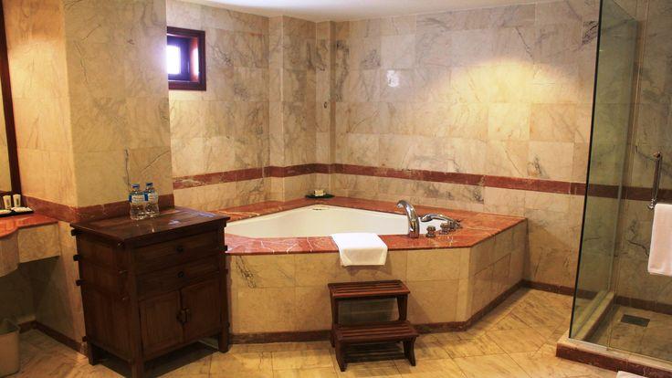 Bathroom in Penthouse