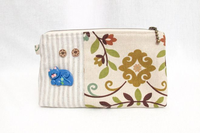 Handmade Handbag / Pouch - S$24.80