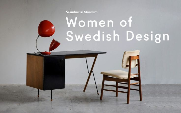 Swedish Women Designers You Need to Know