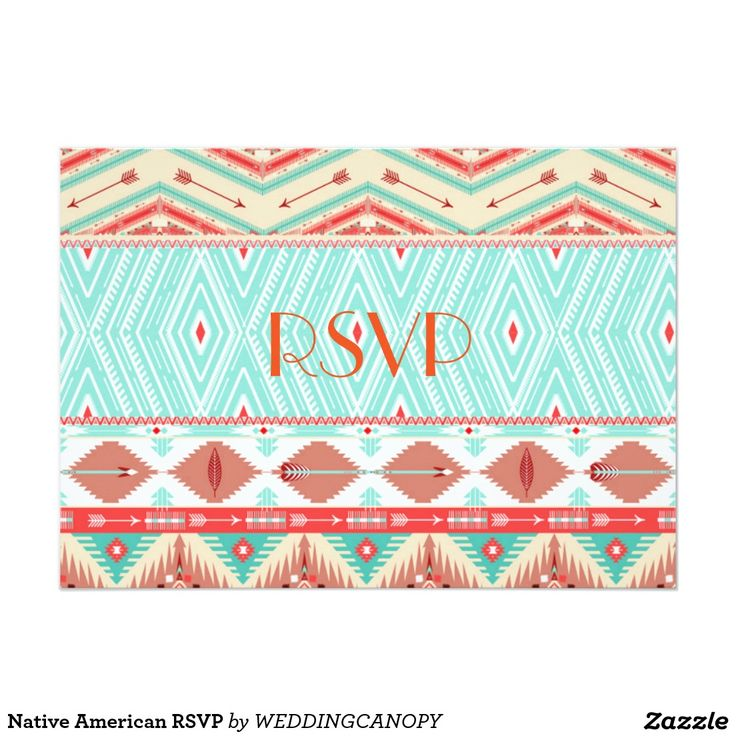 18 best Native American Wedding Invitations images on Pinterest