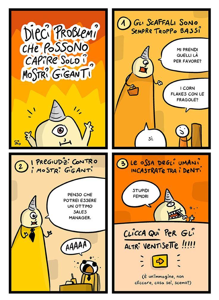 Fumettista, youtuber e cane magico. www.sio.im