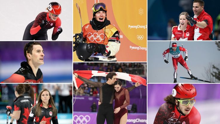 The 2018 Olympics were a big win for Canada