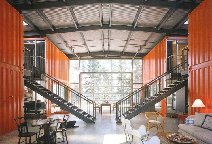 22 Modern Shipping Container Homes Around the World http://www.homedsgn.com/2014/04/14/22-modern-shipping-container-homes-around-the-world/