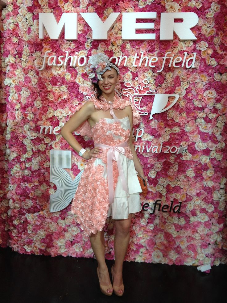Myer Fashions on the Field 2012