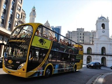 Hop on-Hop off Buenos Aires Bus | BsAs4U