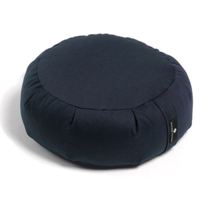 Hugger Mugger Zafu Yoga Meditation Cushion Black - BO-ZAFU-CHOICE-SWBLACK