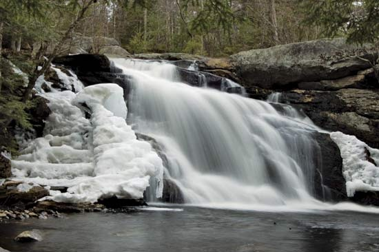 Purgatory Falls. I've loved this place since I was kid.
