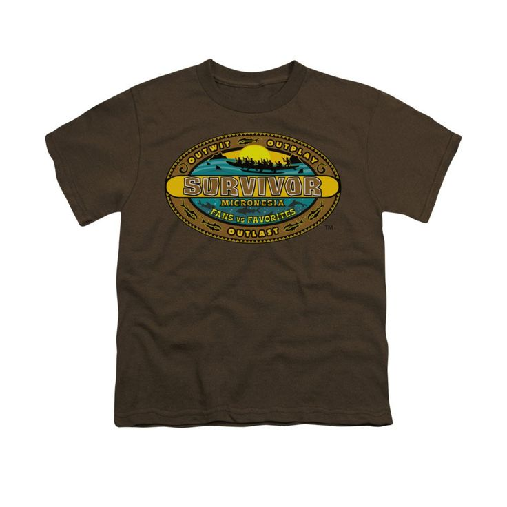Survivor - Micronesia Youth T-Shirt