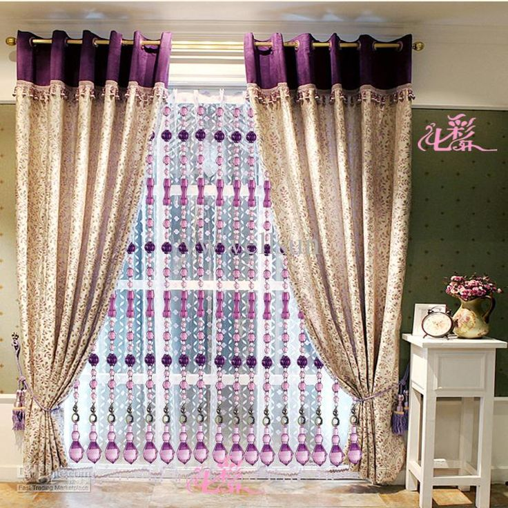 A Little Much For Me But A Great Idea Decorative Room Dividerscurtain