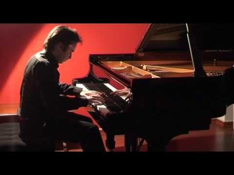 Debussy, Bruyères - from Préludes II (Alberto Lodoletti, piano) - YouTube