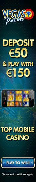 Vegas Palms Deposit Offer #mobilecasino
