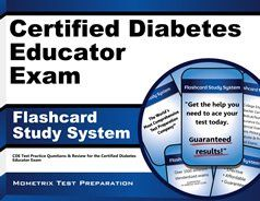 You can succeed on the Certified Diabetes Educator Exam and become a Certified Diabetes Educator (CDE) by learning critical concepts on the test so that you are prepared for as many questions as possible.