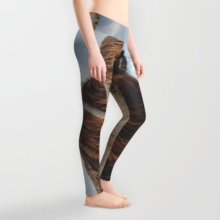 Highlander Leggings by Mixed Imagery   Society6