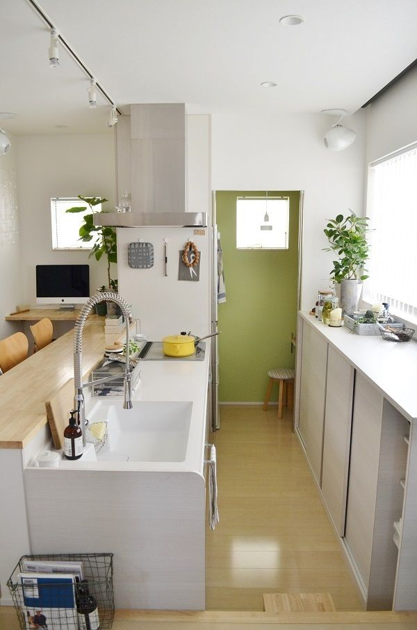 ダイニング・キッチン(収納)|めがねとかもめと北欧暮らし