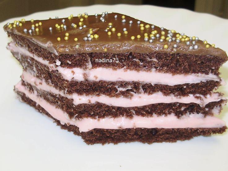 Retete culinare : Prajitura Kiss, Reteta postata de nadina73 in categoria Prajituri
