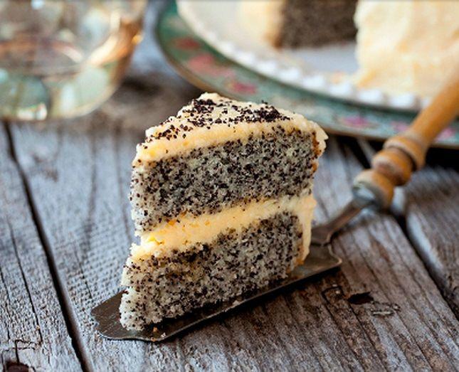 Torta od maka i naranči - www.dobra-hrana.hr (20cm )