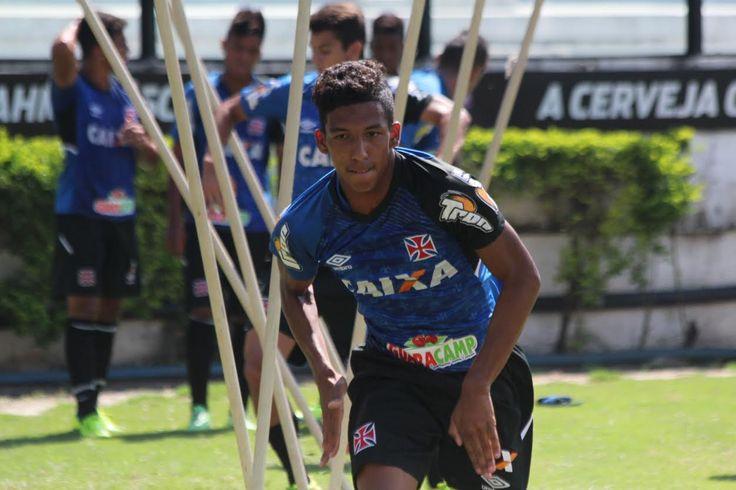 Em Taubaté para Copa SP, camisa 10 do Vasco fala em quebra de tabu #globoesporte