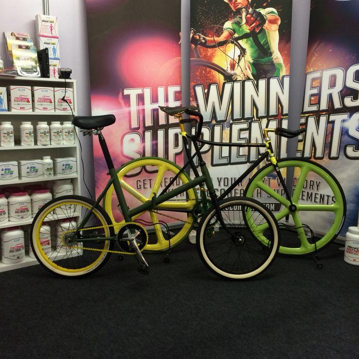 Dublin cycling show