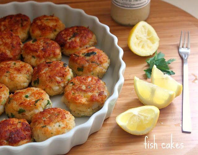 Simple Fish Cakes