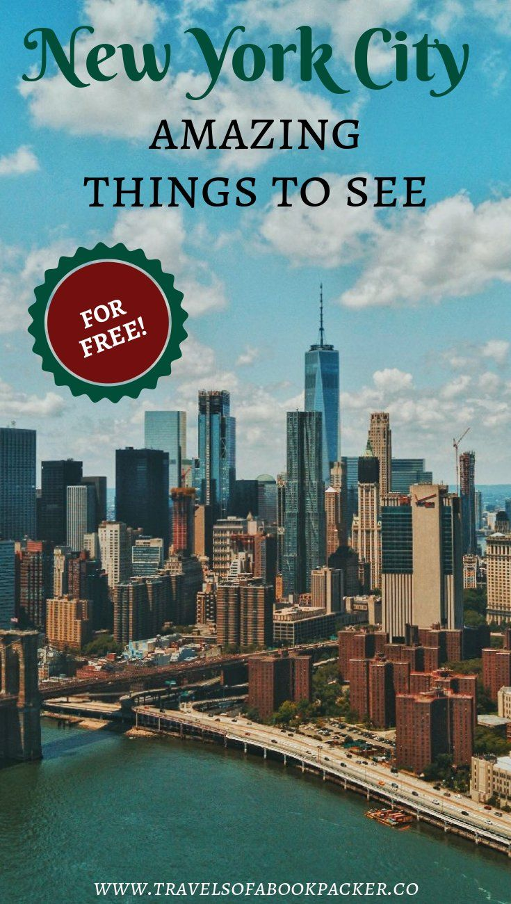 New York City is sooo expensive, right!? Here are some ideas to stay in the budget and still enjoy your time in this amazing city. #NYC #budgettravel #bigapple