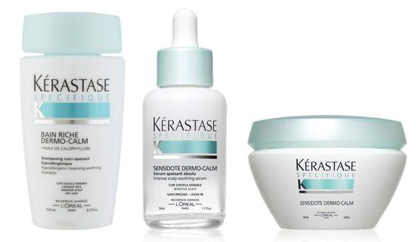 Tips for soothing a sensitive scalp   Salon solutions for sore scalps   Best products for sensitive scalps