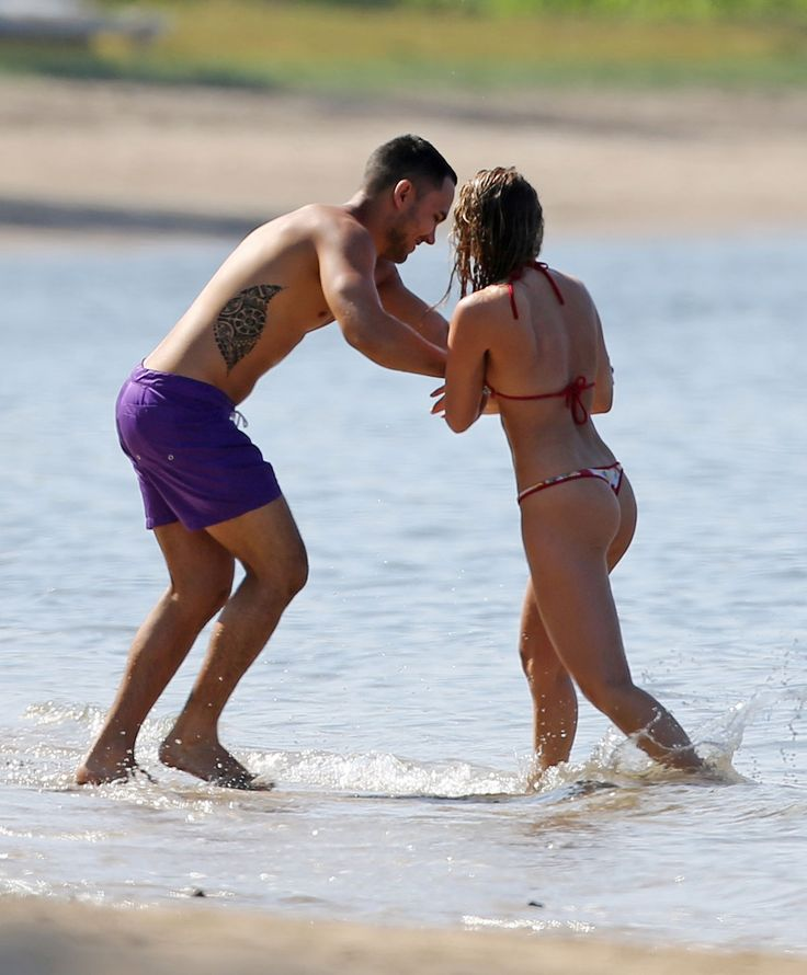 Alexa Vega in Bikini on The Beach in Hawaii more @ http://luvcelebs.com