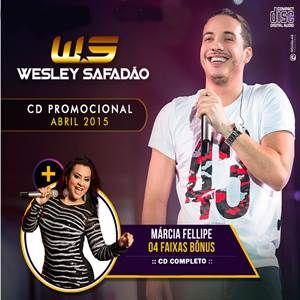 Wesley Safadão – Abril 2015 – Promocional baixar cd Completo MP3 Gratis