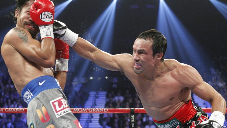 Boxeo Marquez Pacquiao