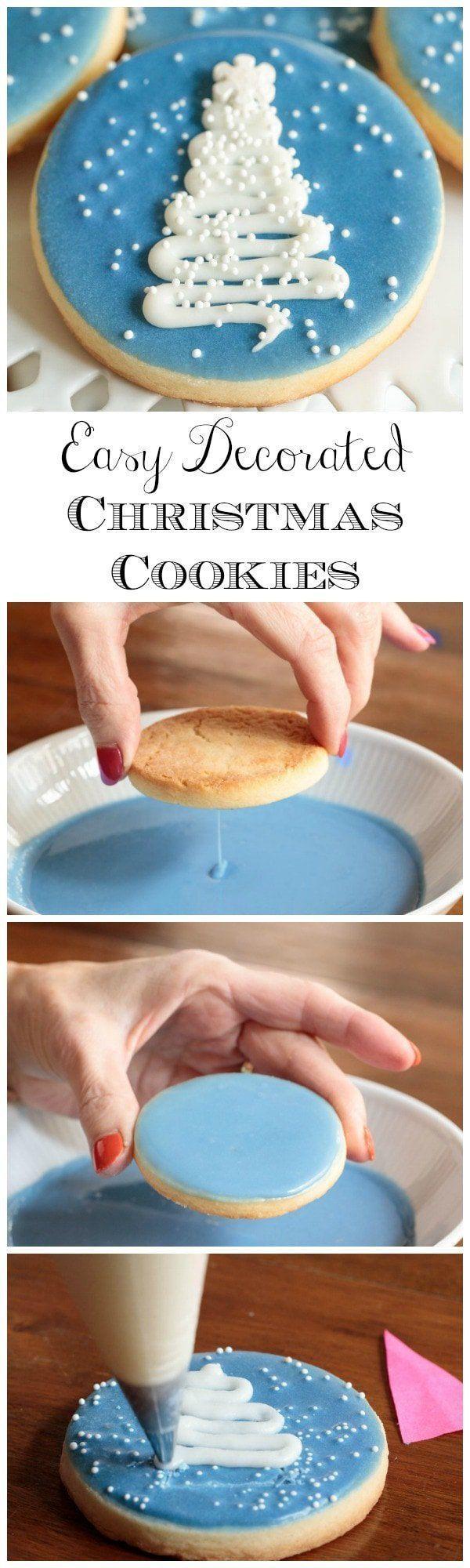 Betrachten Sie sich nicht als Keksdekorateur? Schauen Sie sich diesen einfach ge …