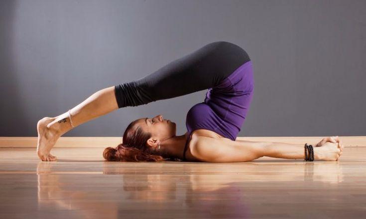 Йога при похудении позы