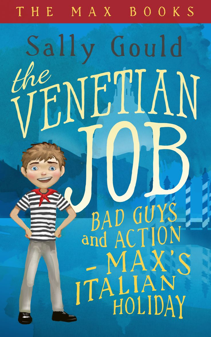 Max And His Family Are On Holiday In Italy In The Second Story, The