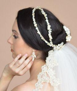 Elena Designs - Headpieces Style #E952
